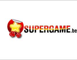 #15 for Ontwerp een Logo for supergame.be af mirceabaciu