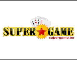 #23 para Ontwerp een Logo for supergame.be por mirceabaciu