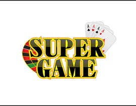 #34 for Ontwerp een Logo for supergame.be af mirceabaciu