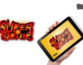 #6 for Ontwerp een Logo for supergame.be af vigneshsmart