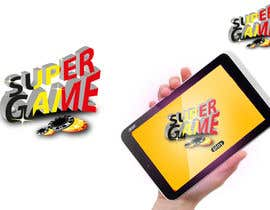 #12 para Ontwerp een Logo for supergame.be por vigneshsmart