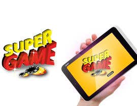 #13 for Ontwerp een Logo for supergame.be af vigneshsmart