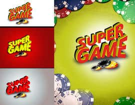 #17 para Ontwerp een Logo for supergame.be por vigneshsmart