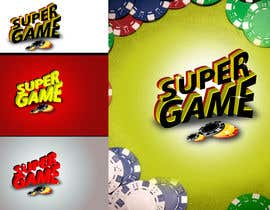 #18 for Ontwerp een Logo for supergame.be af vigneshsmart