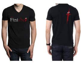 rivenxin tarafından Design a T-Shirt for Live it 712 için no 93