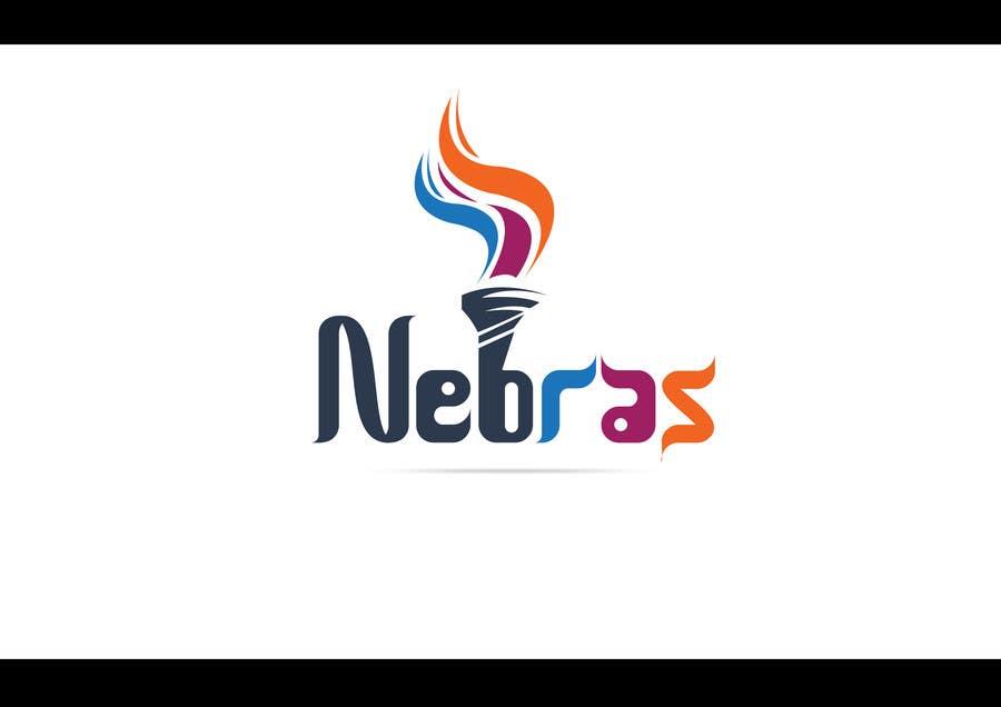 Kilpailutyö #                                        123                                      kilpailussa                                         Design a logo for company called Nebras