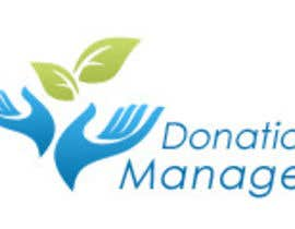 nº 53 pour Design a Logo for Donation Manager par SheryVejdani