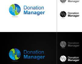 nº 43 pour Design a Logo for Donation Manager par thimsbell