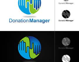 nº 44 pour Design a Logo for Donation Manager par thimsbell