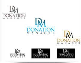 nº 46 pour Design a Logo for Donation Manager par habeeb213