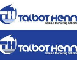 #18 untuk Design a Logo for Talbot Henry Sales & Marketing Solutions oleh izzrayyannafiz