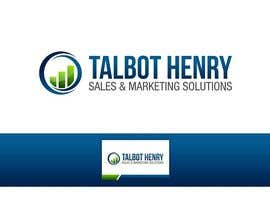 #7 for Design a Logo for Talbot Henry Sales & Marketing Solutions by CandraCreative