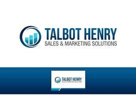 #31 untuk Design a Logo for Talbot Henry Sales & Marketing Solutions oleh CandraCreative