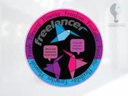 Bài tham dự #39 về Graphic Design cho cuộc thi Help the Freelancer design team design a new die cut sticker