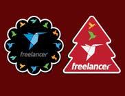 Bài tham dự #24 về Graphic Design cho cuộc thi Help the Freelancer design team design a new die cut sticker