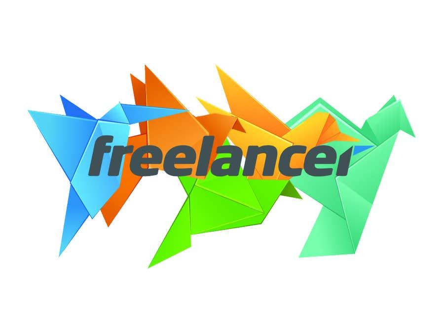 Bài tham dự cuộc thi #                                        68                                      cho                                         Help the Freelancer design team design a new die cut sticker
