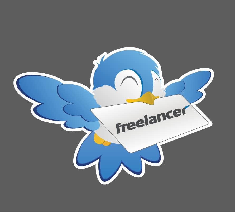 Bài tham dự cuộc thi #                                        96                                      cho                                         Help the Freelancer design team design a new die cut sticker