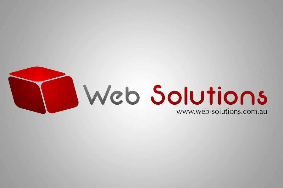 #235 for Graphic Design for Web Solutions by jw92189