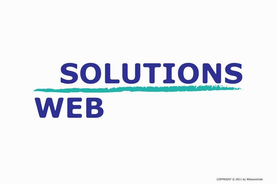 """Intrarea #22 pentru concursul """"Graphic Design for Web Solutions"""""""