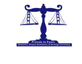 #27 para Design a Legal industry logo for: Prelude to Peace Mediation, Dispute Resolution, & Strategy Consulting. por vrhisy