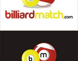 #7 para Design a Logo for a billiard tournament & score-keeping website. por abd786vw