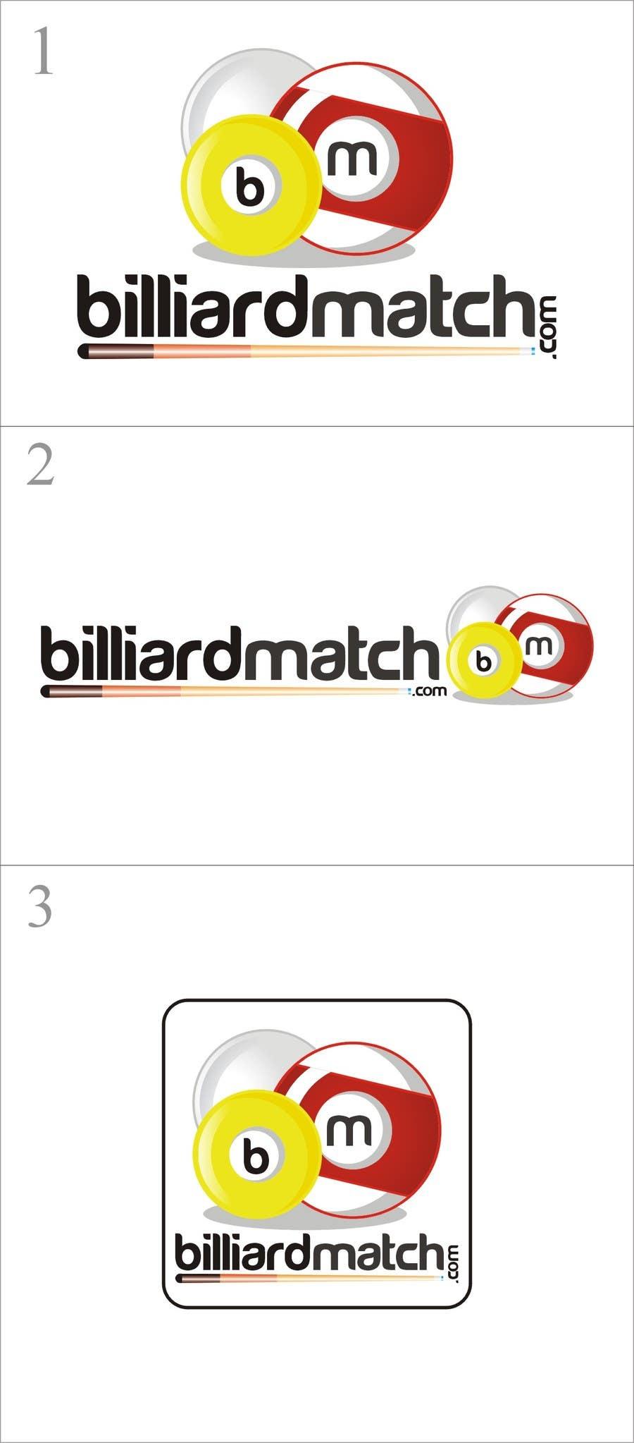 Bài tham dự cuộc thi #                                        28                                      cho                                         Design a Logo for a billiard tournament & score-keeping website.