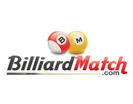 #18 para Design a Logo for a billiard tournament & score-keeping website. por Xatex92