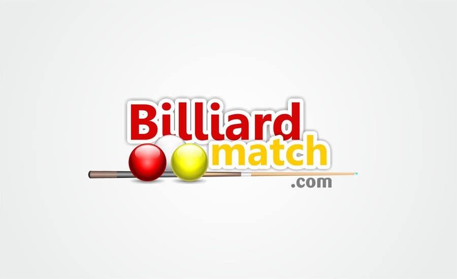 Bài tham dự cuộc thi #                                        16                                      cho                                         Design a Logo for a billiard tournament & score-keeping website.
