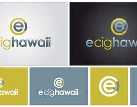 #31 for Design a Logo for E-CIG HAWAII af giriza