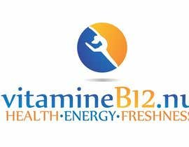 #186 para Logo Design for vitamineb12.nu por b0bby123