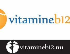 #180 para Logo Design for vitamineb12.nu por b0bby123