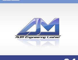 #143 for New AJM Logo! by OmB