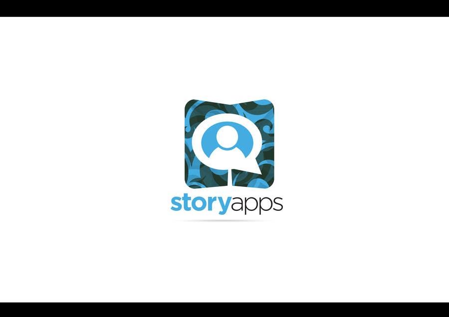 Penyertaan Peraduan #81 untuk Design a Logo for storyapps - plus two variations of logo