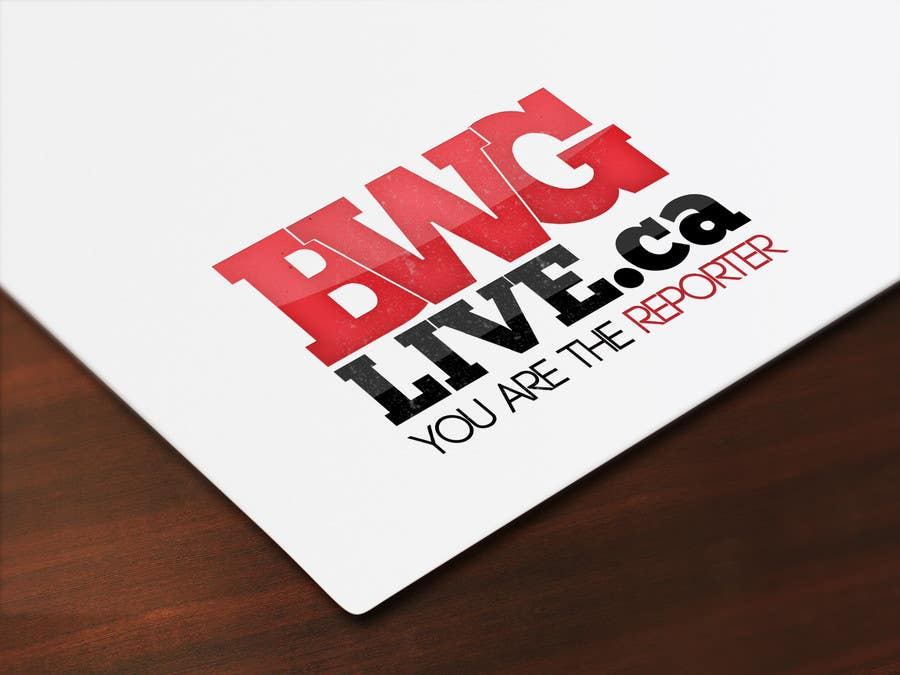 #90 for Design a Logo for bwglive.ca by faisal7262