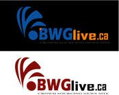 Contest Entry #35 for Design a Logo for bwglive.ca