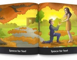 #25 untuk Help me ask my girlfriend to marry me: Illustrate a children's story. oleh ajvdw