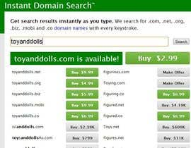 #66 cho Domain name for website selling Toys and Games products bởi techny456