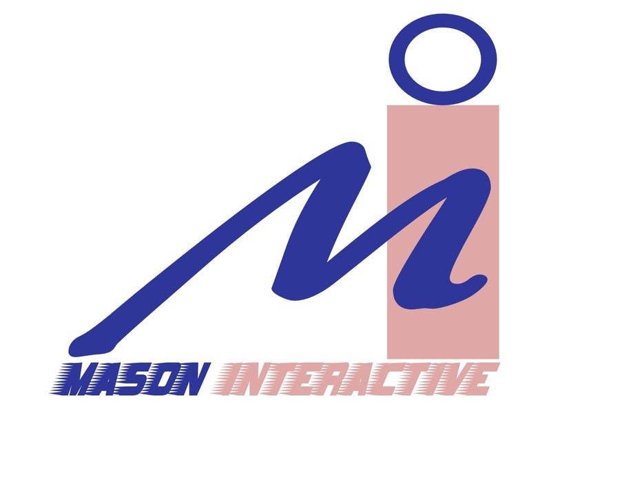 Bài tham dự cuộc thi #30 cho Design a Logo for Mason Interactive