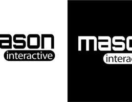 #55 for Design a Logo for Mason Interactive af mamunfaruk