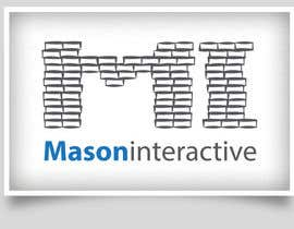 #59 para Design a Logo for Mason Interactive por NrSabbir