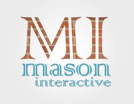 #74 for Design a Logo for Mason Interactive by MrDesignUK