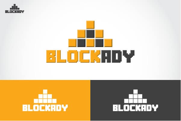 #358 for Design a Logo for Blockady by brandcre8tive