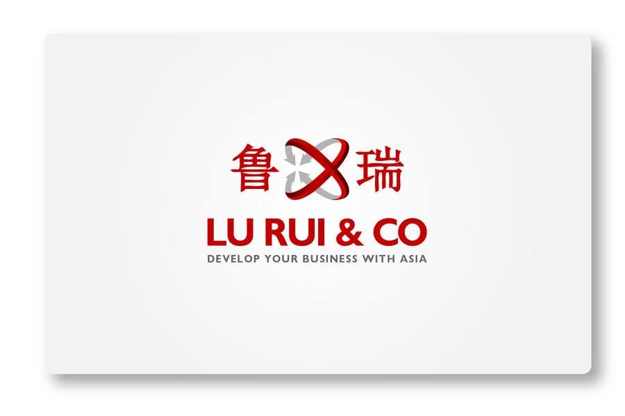 Kilpailutyö #138 kilpailussa Logo Design for Lu Rui & Co