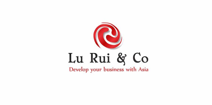 Kilpailutyö #268 kilpailussa Logo Design for Lu Rui & Co