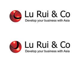 #169 para Logo Design for Lu Rui & Co por smarttaste