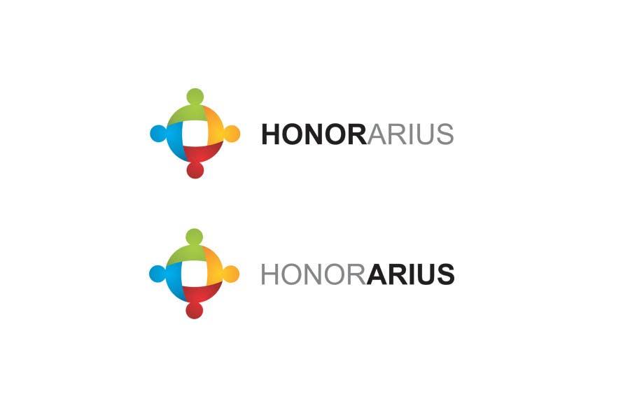 Kilpailutyö #23 kilpailussa Logo Design for HONORARIUS