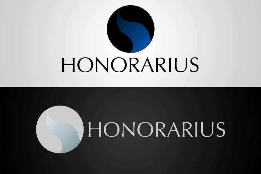 Penyertaan Peraduan #207 untuk Logo Design for HONORARIUS