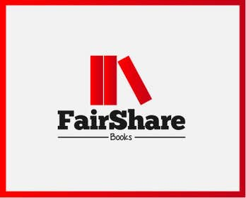 #7 for Design a Logo for FairShare Books by lographica