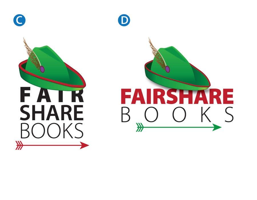 #62 for Design a Logo for FairShare Books by irvingguerrero