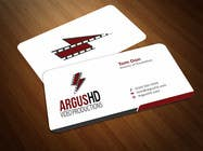 Entry # 44 for Business Card Design Contest : Using logo provide by
